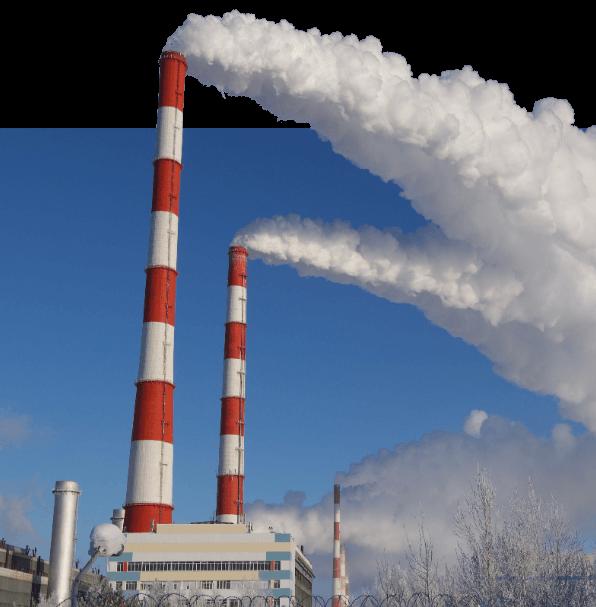 Monitoramento de emissões atmosféricas